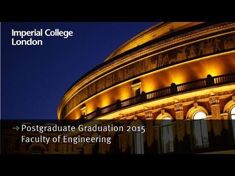 Postgraduate Graduation 2015 - Faculty of Engineering