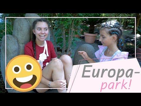 Roadtrip Tag 1 / Es geht nach Rust in den Europapark / 30.7.18 / FRAU_SEIN