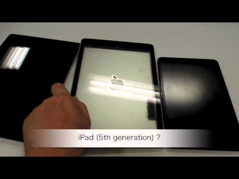 Videos of purported iPad 5 and plastic-low-cost iPhone shells hit the web