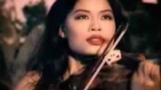 "Vanessa-Mae - Reflection (music video, ""MULAN"" OST) - by Armen Antonyan"