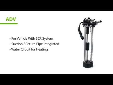 Reed Switch in Liquid Level Sensor SENSOTEX