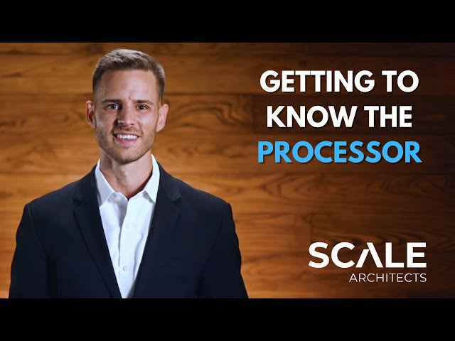 Getting to know the Processor