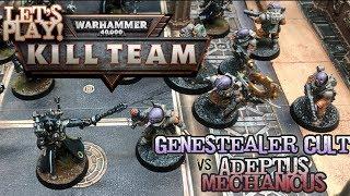 Let's Play! - NEW - Warhammer 40000: Kill Team