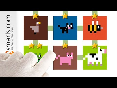 Fun Educational Math Puzzles for Preschoolers: Animals (Dragonbox Numbers demo)