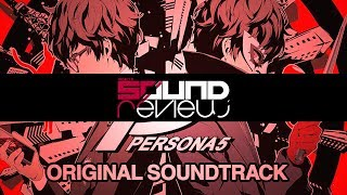 [2017] SoundREVIEW - PERSONA 5 OST