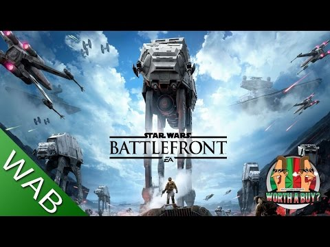 Star Wars battlefront Review - Worth a Buy?
