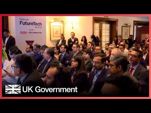 India-UK FutureTech Festival: The Future of Fintech (Emily Eden)