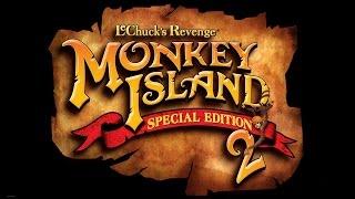 видео Прохождение игры The Curse of Monkey Island
