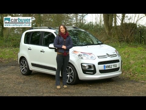 Citroen C3 Picasso MPV 2013 review - CarBuyer