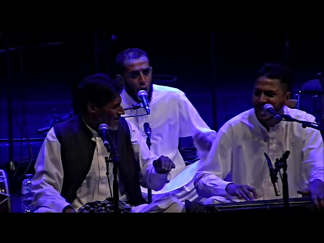 Tusk Festival 2018 - Hameed Brothers Qawwal and Party
