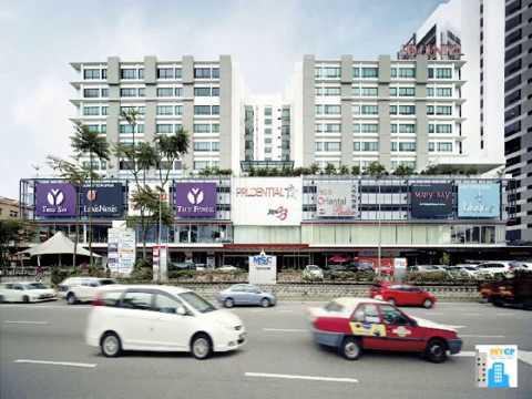 OFFICE FOR RENT  IN PJ33 JAYA 33 MSC CYBERCENTRE SECTION 13 PJ SELANGOR MALAYSIA