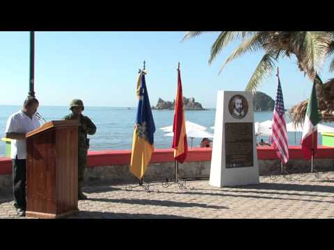 3 de Enero 2015  MONUMENT DEDICATION HD