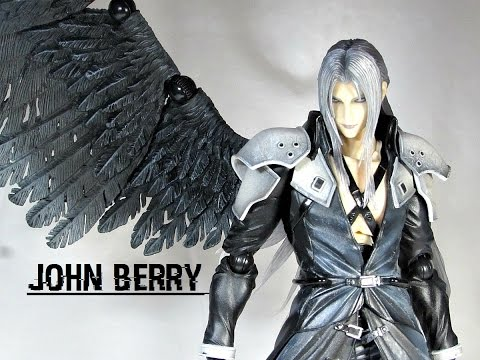 Final Fantasy Play Arts Kai Sephiroth