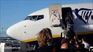 Ryanair takeoff Marseille-Provence AVIONSETCIE