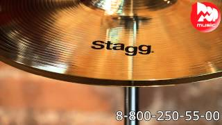 Комплект тарелок STAGG CXG SET