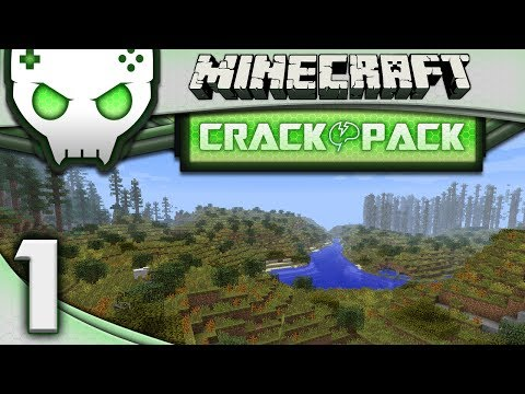 Minecraft Mindcrack Crack Pack 1080p Ep 1: Fresh Start for Killing