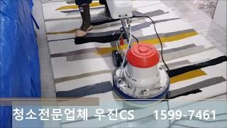가정용 카페트 세탁 방법 대공개!!