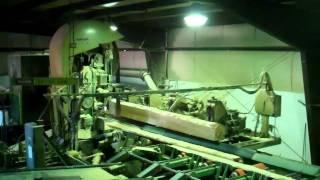Johnson Lumber Pine Sawmill, Carthage, Ny