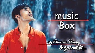 Pudhukottaiyilirundhu Saravanan - Juke Box | Dhanush | Aparna Pillai | Yuvan Shankar Raja