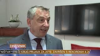 Vtv dnevnik 19. listopda 2019.