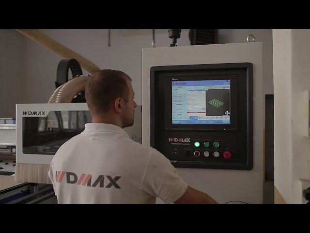 Нестинговая линия DN-2710DE от WDMAX