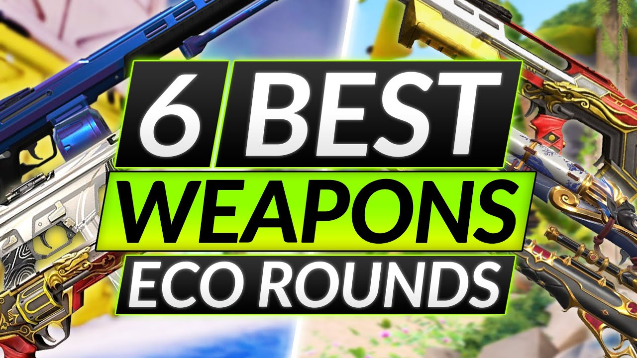 Download 6 Weapons that are LITERALLY FREE WIN - Eco Round Tips - Valorant Guns Guide