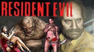 Die Geschichte von Resident Evil ★ 20 Jahre Horror in 15 Minuten