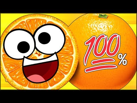 🌟 FUNNY AND POSITIVE JAPANESE GAME | 100% Orange Juice