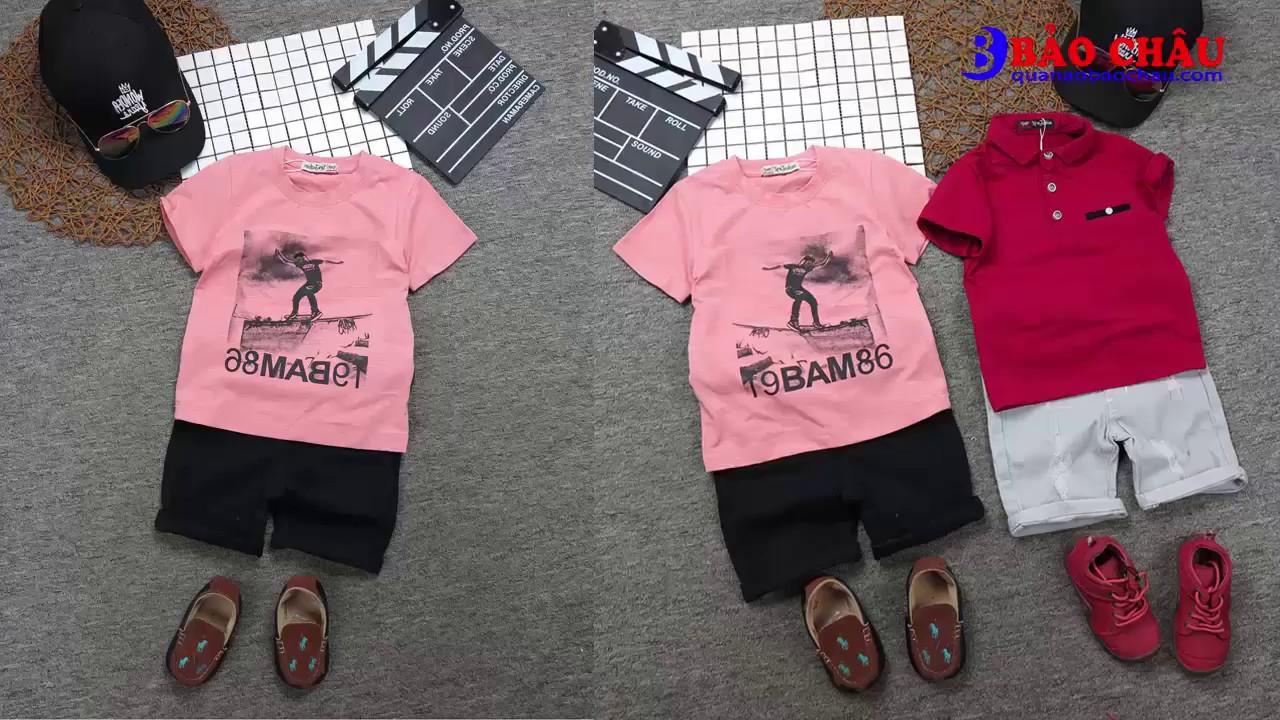 Mua quần áo trẻ em giá sỉ TPHCM - Uy TÍn Giá Rẻ Nhất Ở Đâu?