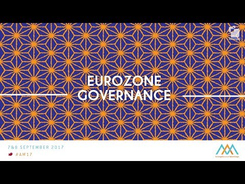 EUROZONE  GOVERNANCE - Bruegel Annual Meetings 2017