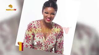 NOLLYWOOD ACTRESS OMOTOLA JALADE CALLS OUT PRESIDENT AND VICE PRESIDENT OVER SARS BRUTALITY