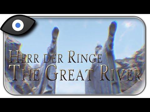 HIGH STATUE | Herr der Ringe - The Great River VR | Oculus Rift DK2 | 60 FPS Deutsch German