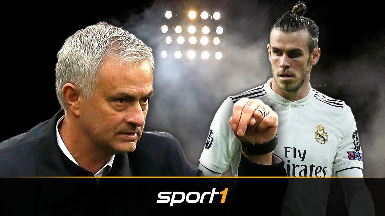Bale-Rückkehr wegen Mourinho? Das sagt ein Ex-Mitspieler | SPORT1 - TRANSFERMARKT