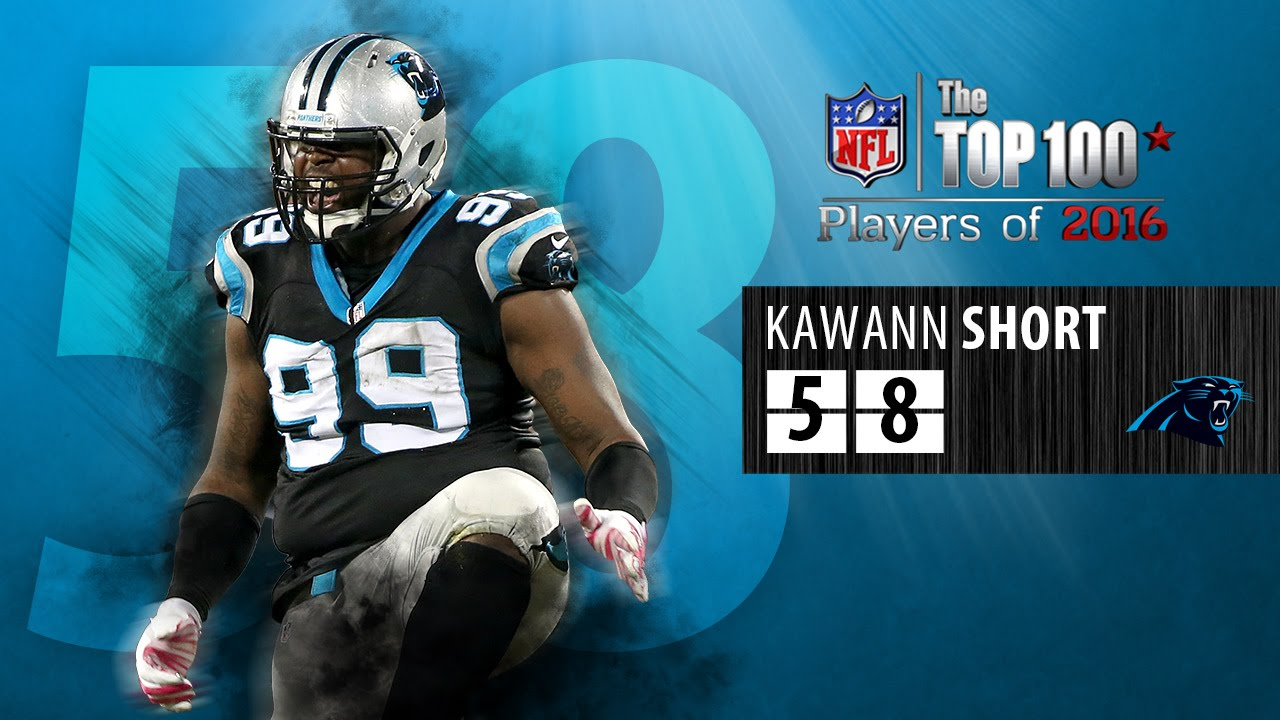 58 Kawaan Short DT Panthers