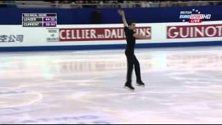 2015 Worlds - Javier Fernandez SP B.ESP