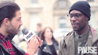 Pause Magazine - London Fashion Week SS14 - Street Style Interviews