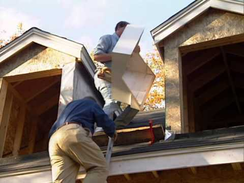 How To Install A Cupola And Weathervane Youtube