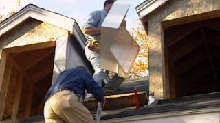 How To Install A Cupola And Weathervane