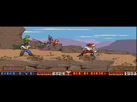 Skull & Crossbones arcade 2 player Netplay 60fps