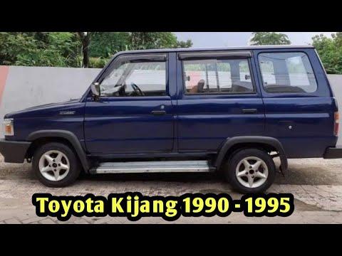 Harga Toyota Kijang Tahun 1990 - 14 Mobil