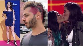 Los Miados 2019 (LO PEOR DE LOS MTV MIAW) - Pollé y Caché BESO - Yoss IGNORADA - Rayito PEINADO