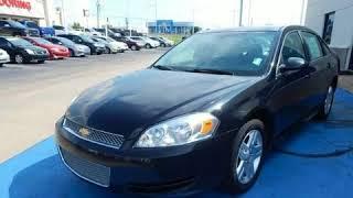 2016 Chevrolet Impala Limited LT in Oklahoma City, OK 73139