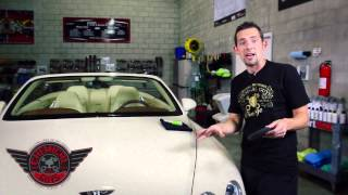 Second Skin Hybrid Vehicle Coating System SS6 - Chemical Guys Detailing Car Care Bentley
