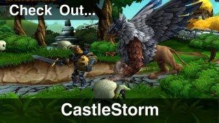 Check Out - CastleStorm (PC)