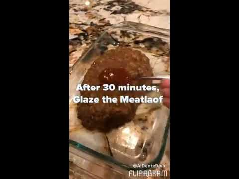 How to make easy stove top stuffing meatloaf using mix