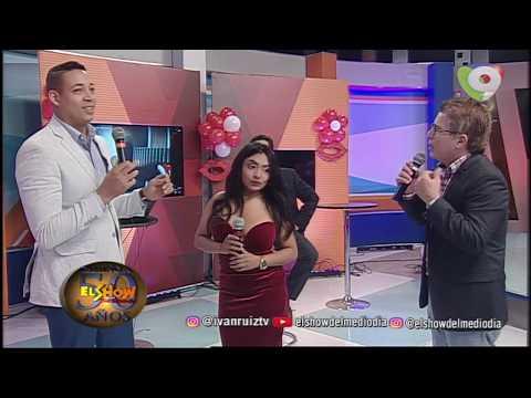 La Shanty llama manganzón en plena televisión nacional a Julio Clemente en El Show del Mediodía