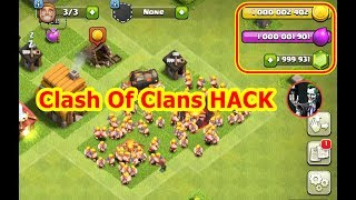 Clash OF Clans Unlimited Coins and Gems Hack apk |June 2017 updated mode |