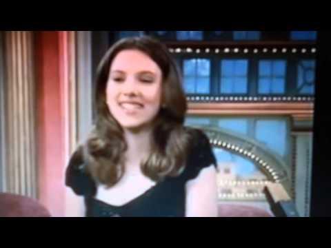 Scarlett Johansson 1998 Interview