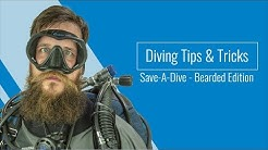 Diving Tips and Tricks: Save a Dive Beard Kit