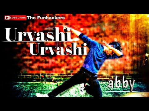 urvashi urvashi || prabhudeva dance || hiphop and mj choreography || abby
